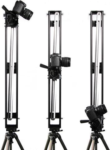 X-Lidercam Pro slider