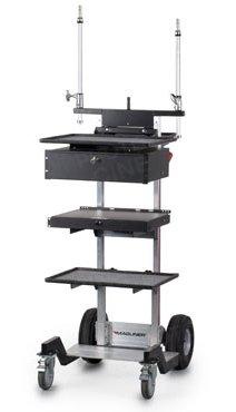 Magliner 3 audio cart