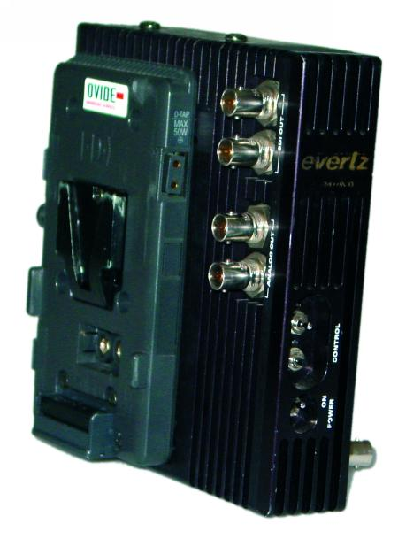 Conversor Evertz A-2410MD