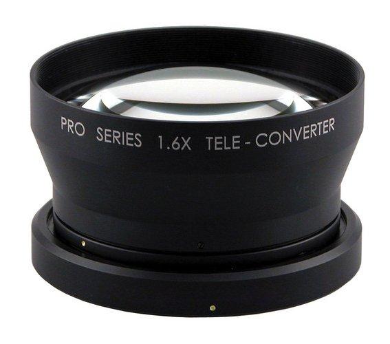 Conversor tele Schneider 1.6x