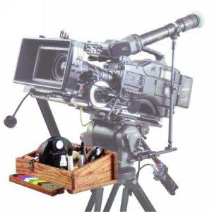 Caja asistente cámara