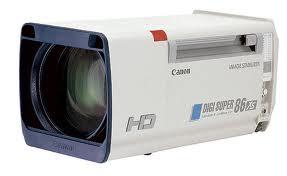 Objetivo Canon XJ86x9.3BIE