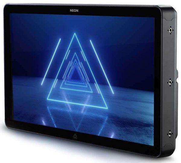 "Atomos Neon 24"" HDR/4K monitor-recorder"