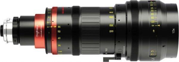 Angenieux Anamorphic 44-440mm