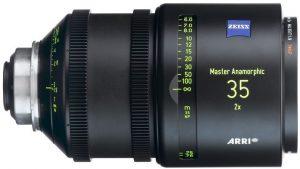 Arri Master Anamorphic 35mm