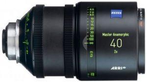 Arri Master Anamorphic 40mm