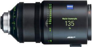 Arri Master Anamorphic 135mm