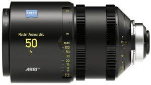 Arri Master Anamorphic 50mm