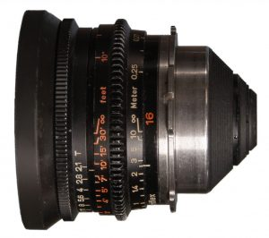 Arri Zeiss Standard 16mm