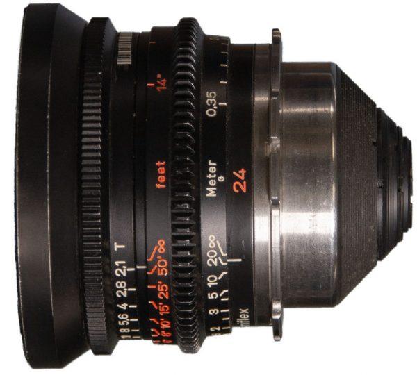 Arri Zeiss Standard 24mm