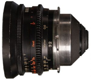 Arri Zeiss Standard 32mm