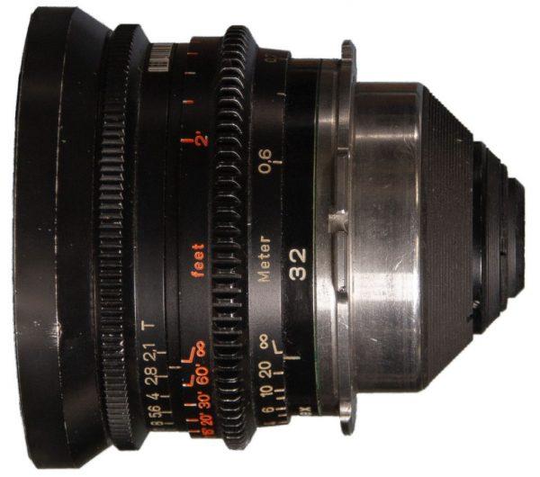 Arri Zeiss Standard 32mm