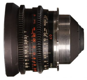 Arri Zeiss Standard 40mm