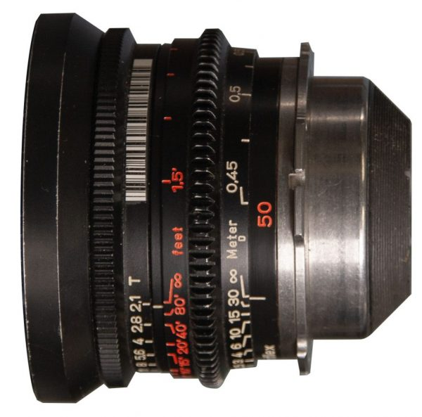 Arri Zeiss Standard 50mm