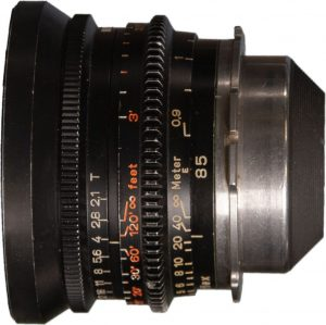 Arri Zeiss Standard 85mm