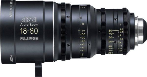 Arri Alura Fujinon 18-80mm