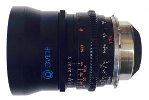 Objetivo Arri/Zeiss Standard T2.1 135mm