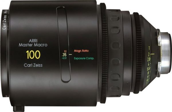 Arri Zeiss Master Macro 100mm