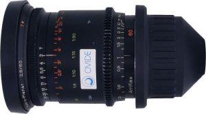 Arri Zeiss Standard Macro 60mm