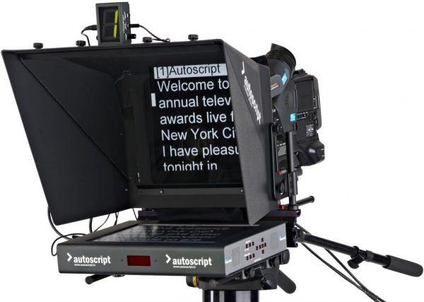 Teleprompter Autoscript-15 TFT broadcast