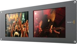 Monitor doble Blackmagic SmartView Duo
