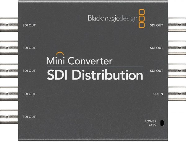 mini converter 1x8 Blackmagic