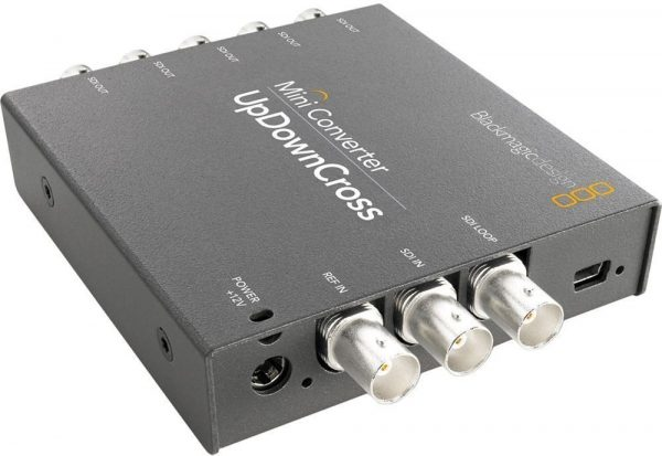 mini converter Blackmagic UpDownCross