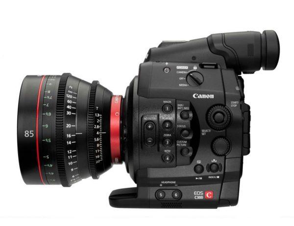 Canon EOS C300 DAF