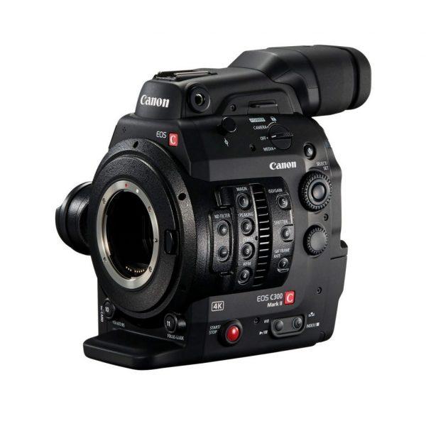 Canon C300 Mark II EF body