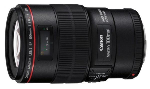 Canon EF 100mm f2.8L Macro