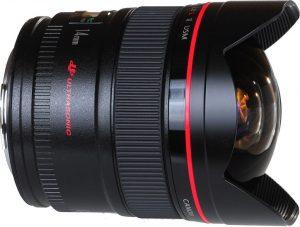 Canon 14mm f2.8 L II USM