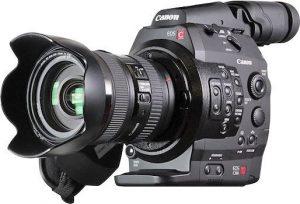 Canon C300 DAF EF