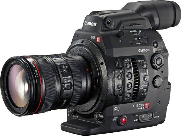 Canon C300 Mark II EF