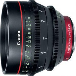 Canon CN-E 50mm