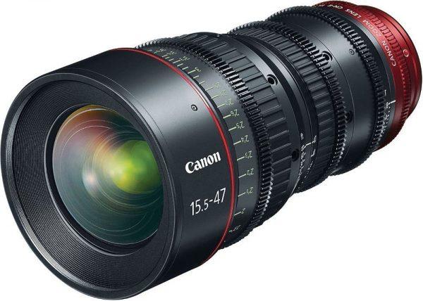 Canon CN-E 15.5-47mm