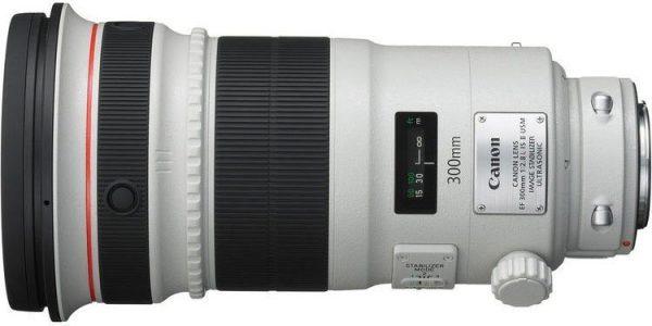Canon F2.8 300mm