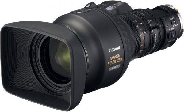 Canon HJ15x8.5 KRSE-V Estabilizadora
