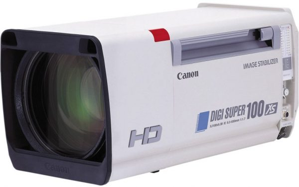 Objetivo Canon XJ100x9.3BIED