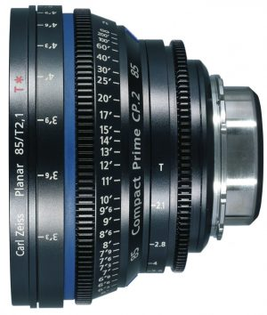 Zeiss Compact Prime CP2 85mm