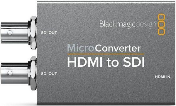 microconverter Blackmagic hdmi to sdi