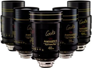 Cooke Anamorphic Full Frame Plus