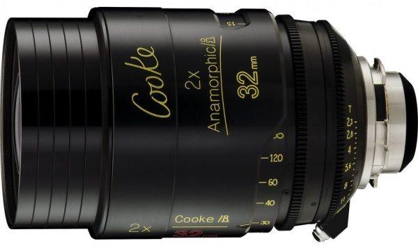 Cooke Anamorphic/i 32mm