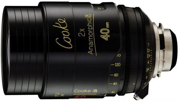 Cooke Anamorphic/i 40mm