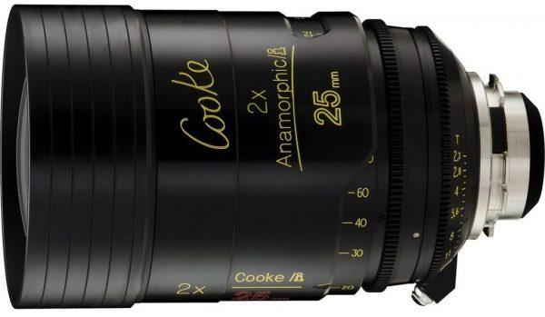 Cooke Anamorphic/i 25mm