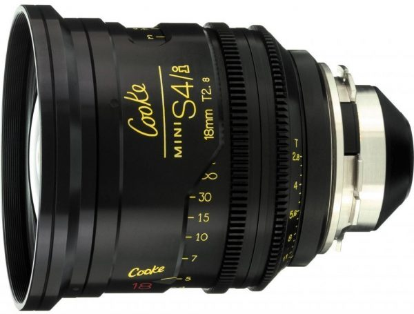 Cooke Mini S4/i 18mm