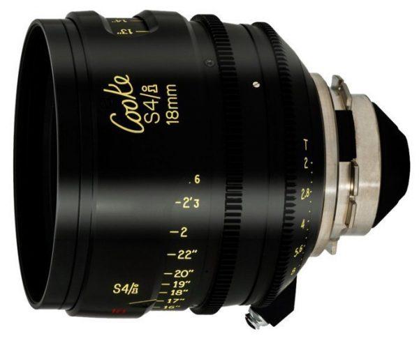 Cooke S4/i 18mm