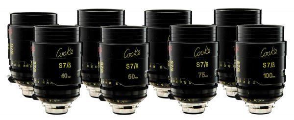 Cooke S7/i
