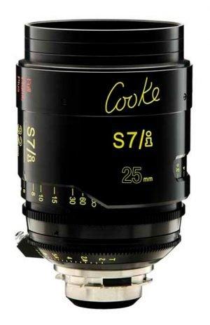 Cooke s7i 25mm