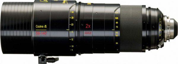 zoom Cooke Anamorphic/i 35-140mm