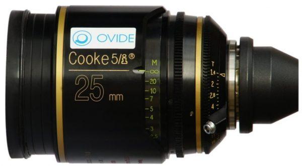 Cooke S5/i 25mm